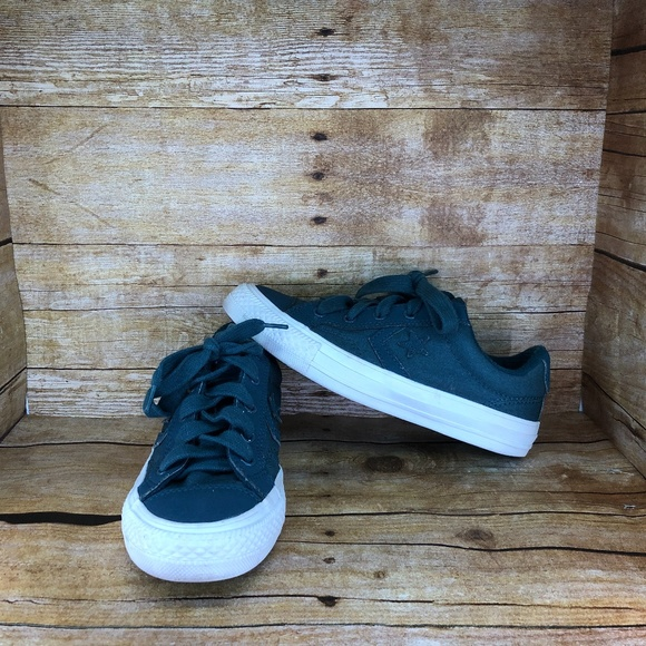 Converse All Star Size 3 Suede Unisex 144554C